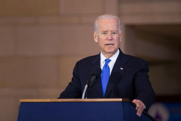 Biden Discusses Future Of Cancer Research In New Orleans