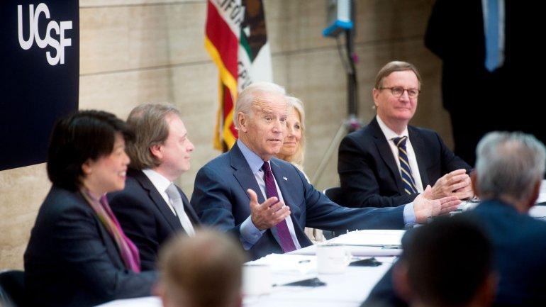 Biden: Moonshot Requires 'Open Collaboration, Open Minds'