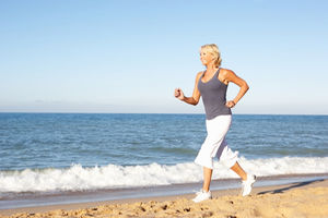 Exercise May Help Thwart Ovarian Cancer