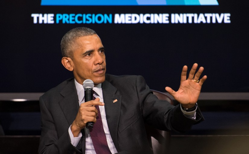 An Overview of President Obama's Precision Medicine Initiative