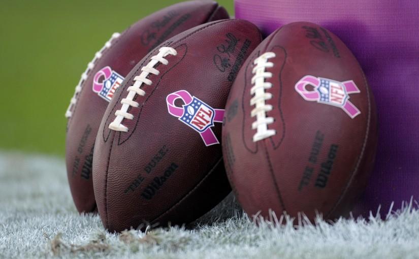 NFL's Pink Publicity Stunt