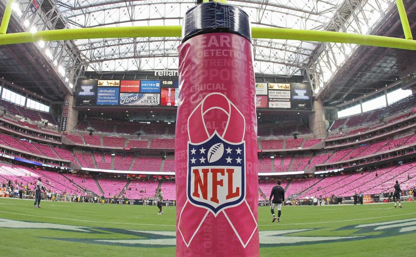NFL's Breast Cancer Program Does Real Good