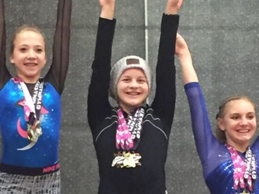 Ovarian Cancer Won't Stop This 14-Year-Old Athlete