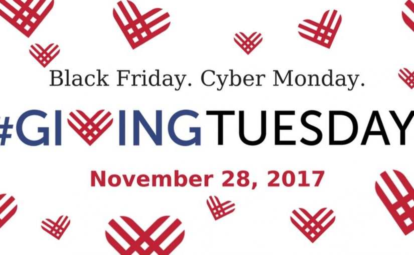 Will You Give on #GivingTuesday?