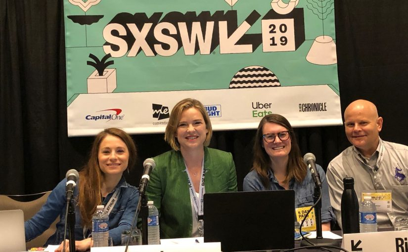 SXSW Panel: 'Frontiers of Cancer: Racing Toward A Cure'