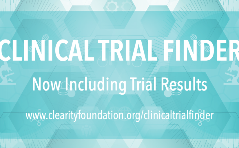 Clinical Trial Finder