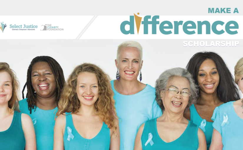 The Clearity Foundation Teams Up With Select Justice To Help Families Impacted By Ovarian Cancer