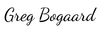 Greg Bogaard