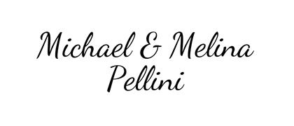 Michael & Melina Pellini