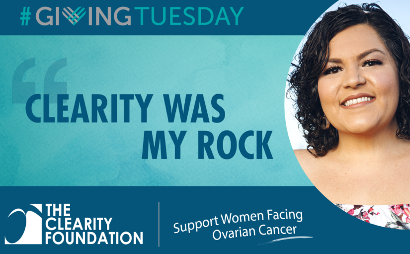 Claudia's Story: Clearity Was My Rock!