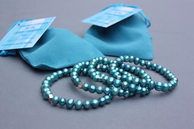 Signature Teal Woman 2021 Bracelets