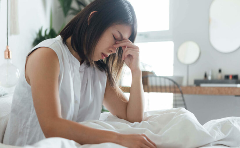 Attachment Insecurity and Depression, Anxiety in Ovarian Cancer Patient Partner-Caregivers